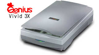 GENIUS SCANNER VIVID 3X DRIVER WINDOWS